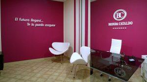 Letras corpóreas by María Salas Diseño e Interiorismo. Comunicación visual. Imagen corporativa