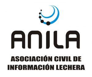 Logo para Anila. Asociación civil de Información lechera por María Salas