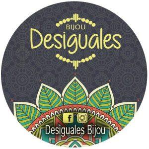Logo para Bijou Desiguales por María Salas
