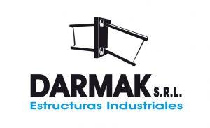 Logo para Darmak SRL. Estructuras industriales por María Salas