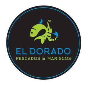 Logo para El dorado, Pescado & Mariscos por María Salas Diseño & Deco