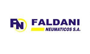 Logo para Faldani Neumáticos por María Salas