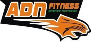 Logo para ADN Fitness por María Salas