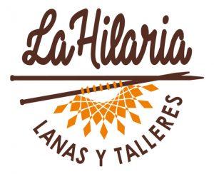 Logo para La Hilaria. Lanas y Talleres por María Salas