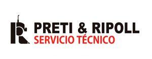logo para Preti y Ripoll Soporte Técnico by María Salas