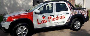 Rotulación de vehículo by María Salas
